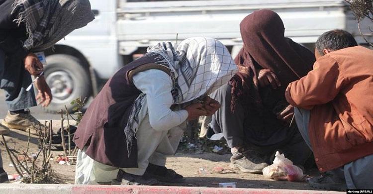 আফগানিস্তানে নয় মাদকসেবীকে গুলি করে হত্যা