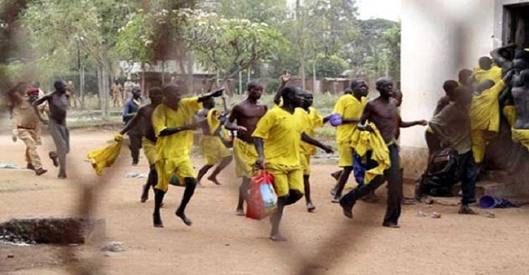 উগান্ডায় জেল ভেঙে পালিয়েছে ২শ'র বেশি কয়েদি