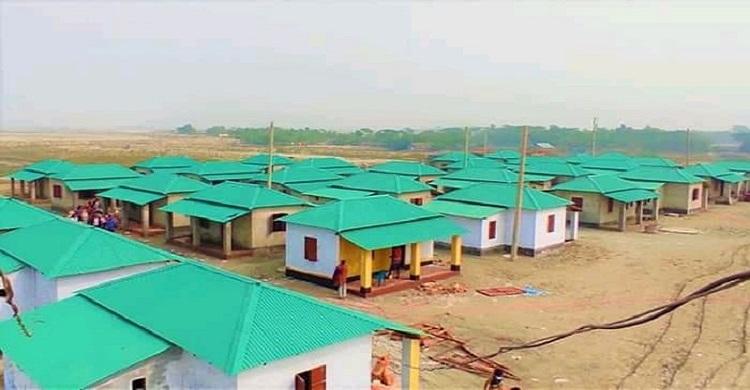 মুজিববর্ষে ঘর পেল ৭০ হাজার পরিবার