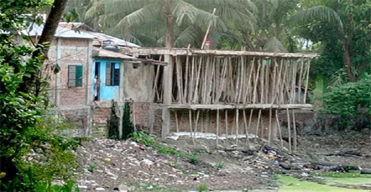 কমলনগরে মহিলা ভাইস চেয়ারম্যানের বিরুদ্ধে খাল অভিযোগ
