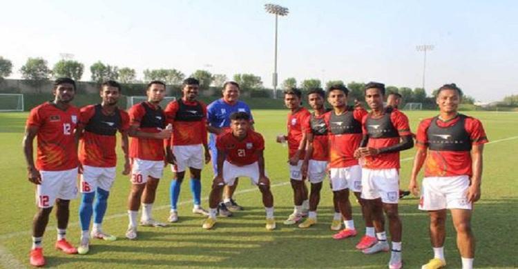 ভারতের বিপক্ষে 'বড় ম্যাচে' পয়েন্ট চান জামাল