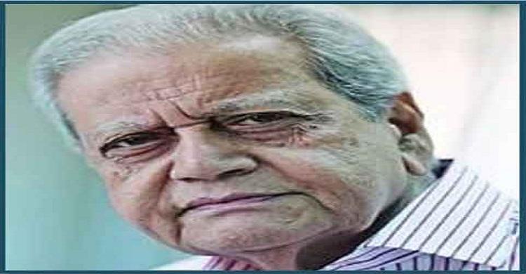 বর্ষীয়ান সাংবাদিক তোয়াব খান হাসপাতালে